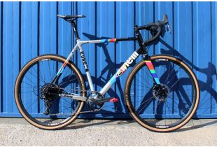 Cinelli Zydeco Gravelbike - full color