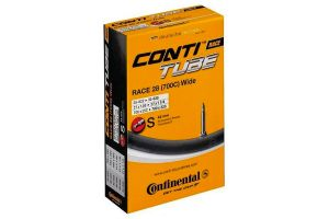 Continental Race 28 Wide 700x25-32C SV 42 mm Schlauch