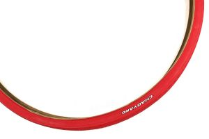 Chaoyang Attack Pard 700x25C Drahtreifen - rot