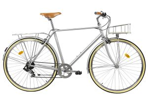 FabricBike City Classic 7 Speed Fahrrad - Matte Grey