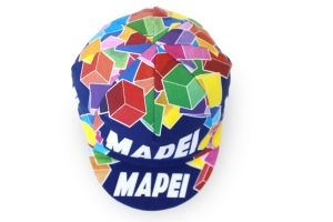 Vintage Cycling Mapei Cap