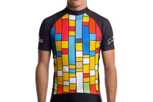 State Bicycle Co. x The Simpsons Trikot - Color Block