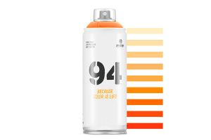 Lackspray Montana MTN 94 Orange