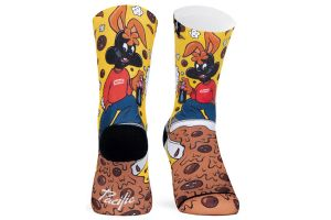 Pacific and Co. Cereal Edition Socken - Choco