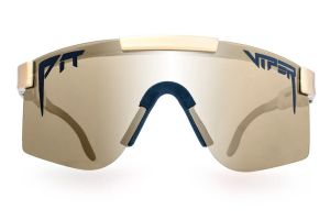 Pit Viper Gold Standard Polarized Sonnenbrille