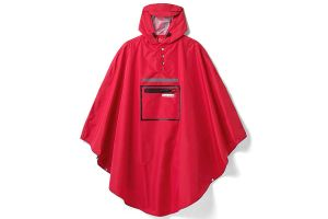 The People Poncho 3.0 - rot