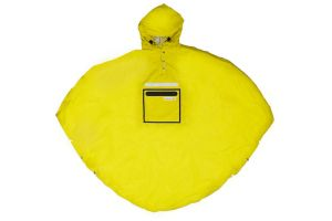 The People Poncho 3.0 - gelb