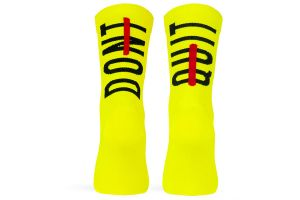Pacific and Co. Don't Quit Socken - neon