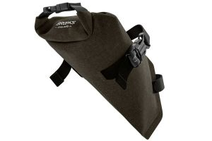 Brooks Scape Saddle Roll Satteltasche - Grün