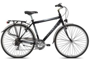 Torpado Majesty T440 6S City Bike - schwarz