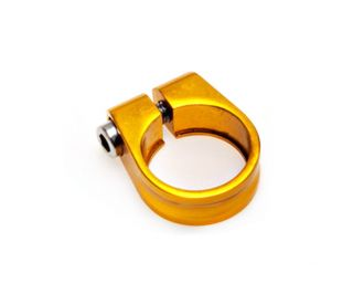 Pure Cycles 28,6 mm Sattelklemme - gold