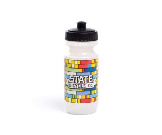 State Bicycle x The Simpsons Trinkflasche - Color Block