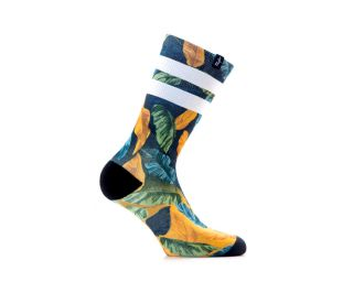 Pacific and Co. Gold Leaf Socken