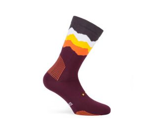 Pacific and Co. Les Alps Socken - lila