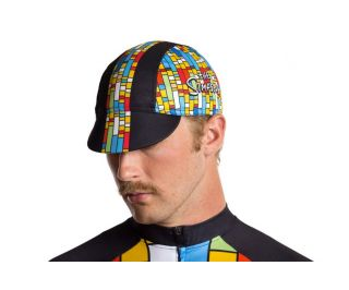 State Bicycle x The Simpsons Cap - Color Block