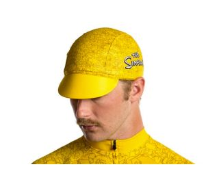 State Bicycle x The Simpsons Cap - Springfield Character Wrap