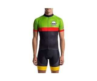 State Bicycle Co. x The Simpsons Trikot - Skull & Cross Bart