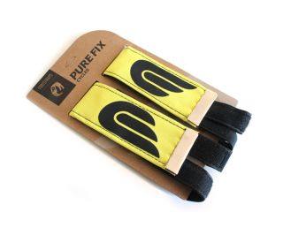 Pure Cycles Straps - gelb