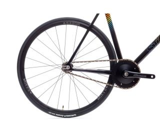 State Bicycle Co. Undefeated Bahnfahrrad - prism edition